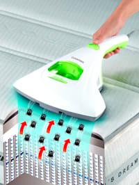 Antimilben-Handstaubsauger mit UV-C-Licht