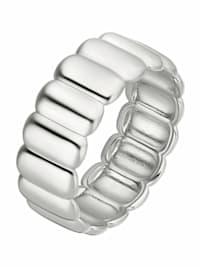 """Ring für Damen, Stainless Steel """"Armadillo"""" von NOELANI"""