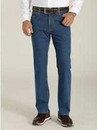 Jeans van stevige stof