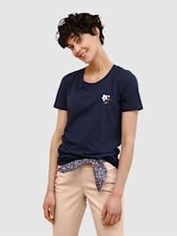 Tričko s výšivkou