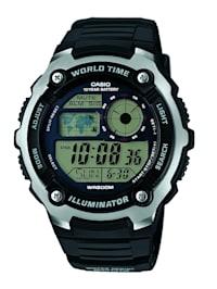 Digitaluhr-Chronograph AE-2100W-1AVEF