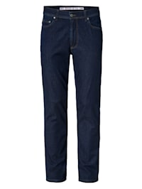 Jeans med Lycra-teknologi
