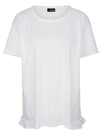 Shirt mit Dekosteinen