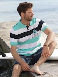 Poloshirt in Single Jersey