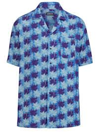 Skjorta med härligt mönster