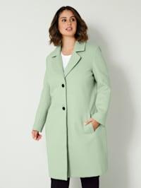 Manteau de coupe classique