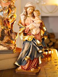 Figure sainte Mère des Coeurs