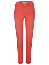Jeans 'Cici' mit hochwertigem Coloured Denim