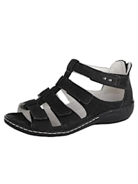 Vetoketjulliset sandaalit