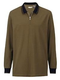 Poloshirt aus reiner Baumwolle