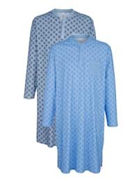 Nachthemden per 2 stuks