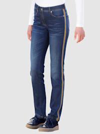 Jeans -Laura slim-
