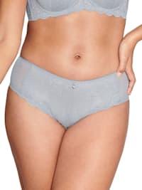 Damen Panty Light Lace