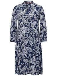 Kleid mit Paisley Print