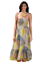 Kleid mit Blümchen-Druck