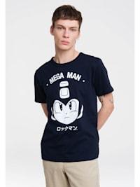 T-Shirt mit Mega Man-Print