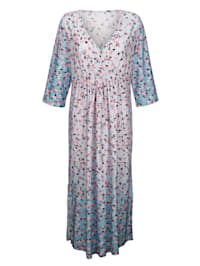 Kaftan in a relaxed shape with dropped shoulders