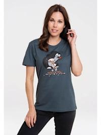 T-Shirt Der kleine Maulwurf mit lizenziertem Print