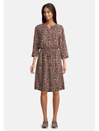Casual-Kleid mit Print