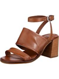 Classy Sandalette mit hohem Absatz