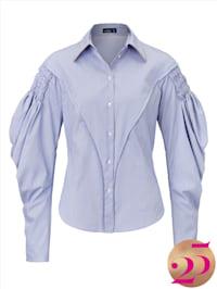 Bluse aus Baumwolle, Jubiläumskollektion