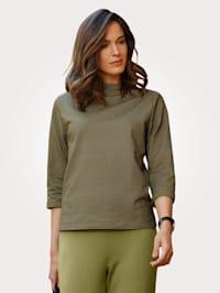 Tričko s minimalistickou potlačou