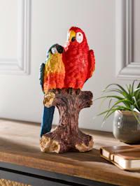 Deko-Papageifigur