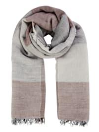 Sjaal met wol
