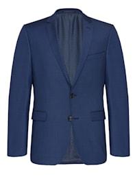 Anzug-Sakko aus Schurwolle