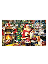 Miniadventskalender 'Santa'