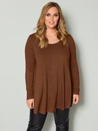 Shirt in A-model