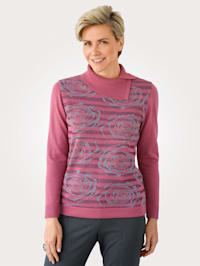 Pullover aus Merinowollmischung