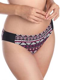 Bikini Slip ETHNO PRINT