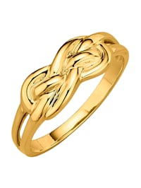 Damenring aus Gelbgold 585