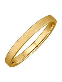 Alliance en différentes nuances d'or