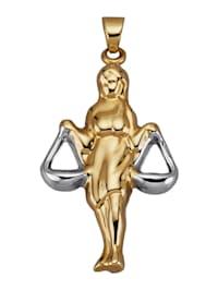 Pendentif -Signe du zodiaque- Balance