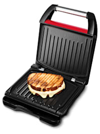 George Foreman Fitnessgrill 'Steel Compact' 25030-56