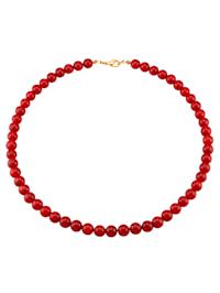 Koralový náhrdelník