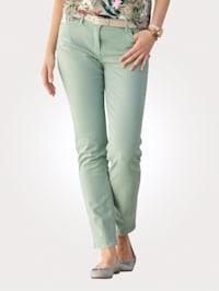 Jean colored denim
