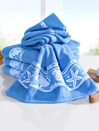 Handdoeken Schelp