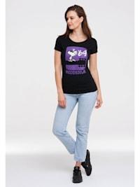 T-Shirt Peanuts mit lizenziertem Originaldesign