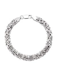 Königsarmband aus Silber