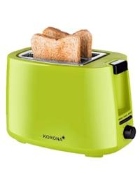 Automatik-Toaster 21133, für 2 Brotscheiben, grün
