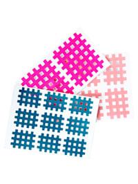Patchs cross-tape 17 pièces