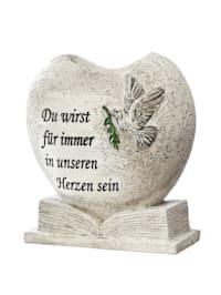 Grab-Pflanztopf Herzform