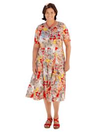 Šaty v strečovej kvalite