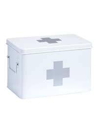 Medizin-Box, 20 x 32 x 19,5 cm