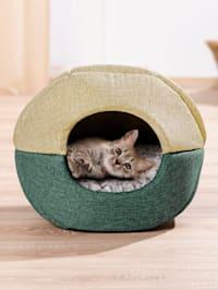 Katzenhöhle 2in1