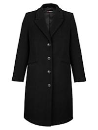 Klassinen takki kauluskääntein