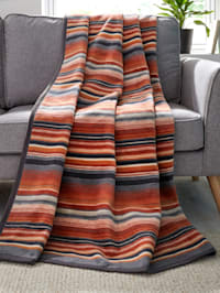 Jacquard Decke 'Tijuana'